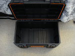 Ham in tbe box - Ham-In-The-Box - Ham radio go box, proatable ham radio, field set-up for a Ham radio
