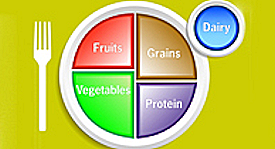 Nutritional Needds from food storage