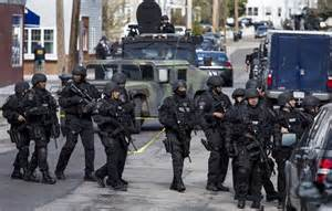 Police State Militarization Of Police