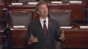 Rand Paul exposes the illegal Patriot Act on the floor of the senate