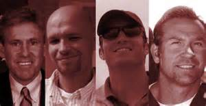 Benghazi - Christopher Stevens, Sean Smith, Tyrone S. Woods and Glen Doherty