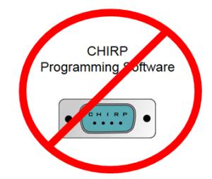 CHIRP radio programming software ham radio programming