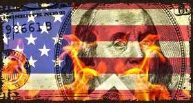 US united states Economic Collapse