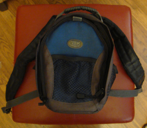 real prepper Go Bag that is useful practical logical and needed