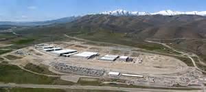 NSA Utah data storage center