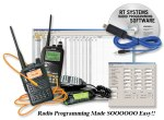 programming radios with RT Systems programming software