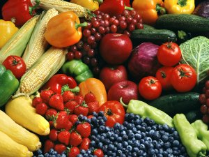 Vegetable Garden foods rich in calories and protein