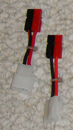 OEM male & female connectors