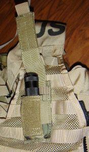 Condor single Pistol Magazine Pouch MA32-008: Single Pistol Mag Pouch - MultiCam
