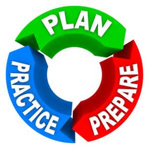 Economic Warning - plan prepare practice