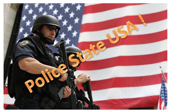 Police State USA - police state America