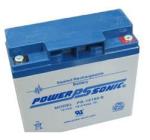 PowerSonic 18Ah AGM sealed lead acid battery