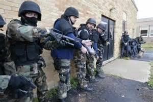 cops or terrorists?