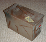 Storing your shotgun ammunition in a .50cal ammo can