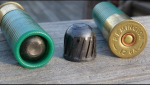 12ga 1oz rifled slug shotgun ammunition