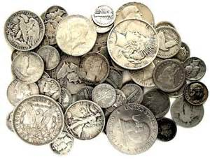 90% silver coins, US coins, junk silver for emergencies, disasters and grid-down