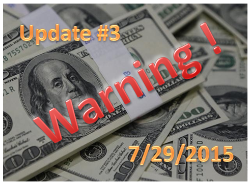 Economic Warning Economic 7/29/2015 #3