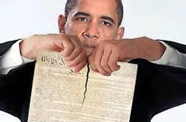 FBI and Obama Destroying the Constitution
