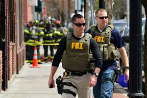 FBI paramilatary secret police
