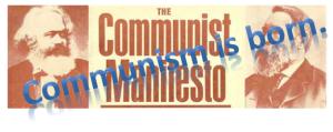 Communism is born