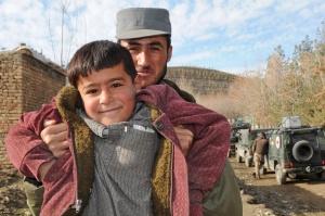 Afghan National Police - bacha bazi