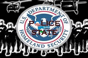 DHS massive police state