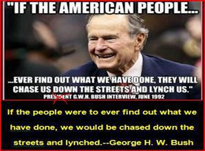 Presiden H W Bush