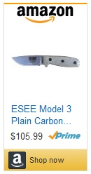 ESEE 3 knife