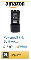 Amazon-PowerMall-3800mAh