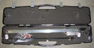 Ham radio Antenna Case hardcase gun case