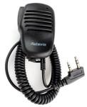 Retevis 2 Pin Mini PTT Handheld Remote Speaker Mic For Baofeng