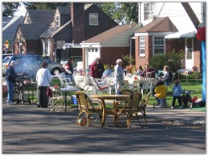 neighborhoods taking care of themselves strengthens america