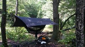 Eno Hammock with tarp