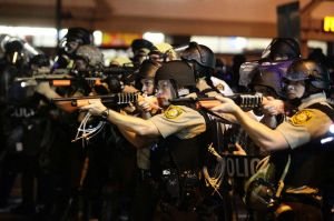 Ferguson Riots Grid-Down