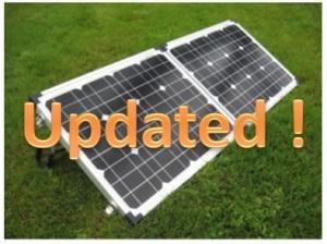 Glowtech solar system update
