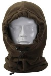 fleece Hood with drawstring