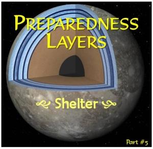 emergency preparedness Preparedness Layers - shlter - exposure