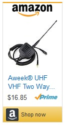 Amazon - Antenna - Aweek Spkr Mic Ant