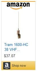 Amazon - Antenna - Tram 1600