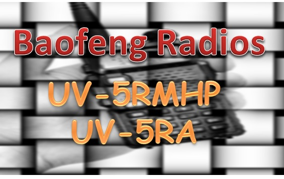Baofeng UV-5R Radio information