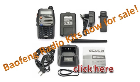 Boafeng UV-5RA Radios For Sale - 001