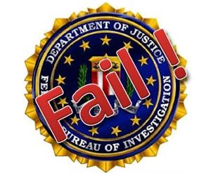 FBI fails