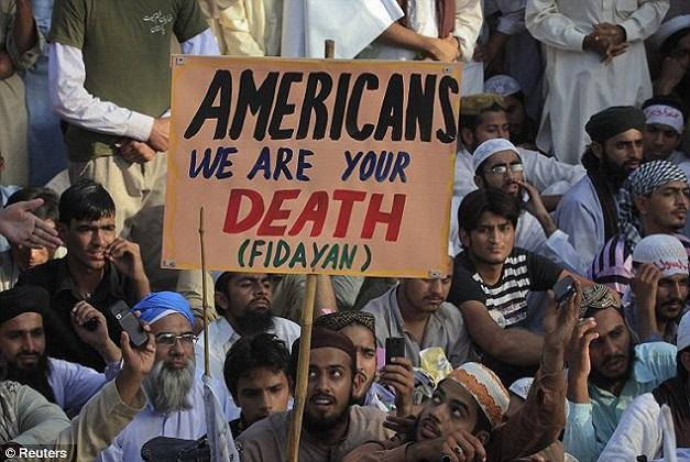 violent islamic attacks in america