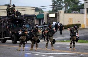Martial Law brings revolution