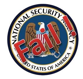 NSA  fails