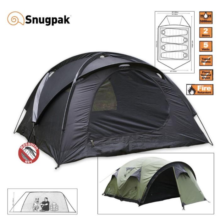 information on Snugpak The Cave