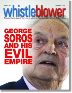 george soros evil empire