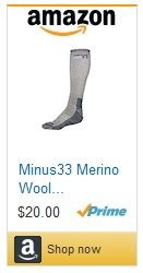 Amazon - Minus33 Expedition Mountaineer Sock