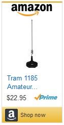 Amazon - Tram 1185 Antenna