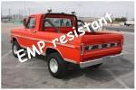 EMP resistant BOV